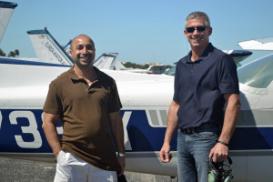 Flight Training Students