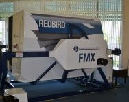 New Red Bird FMX Simulator Arrives at Florida Aviation Academy